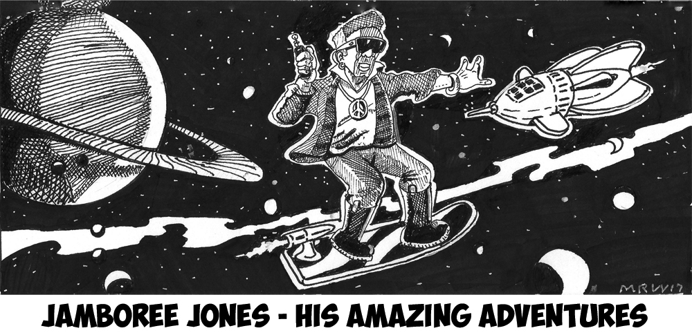 Jamboree Jones header image